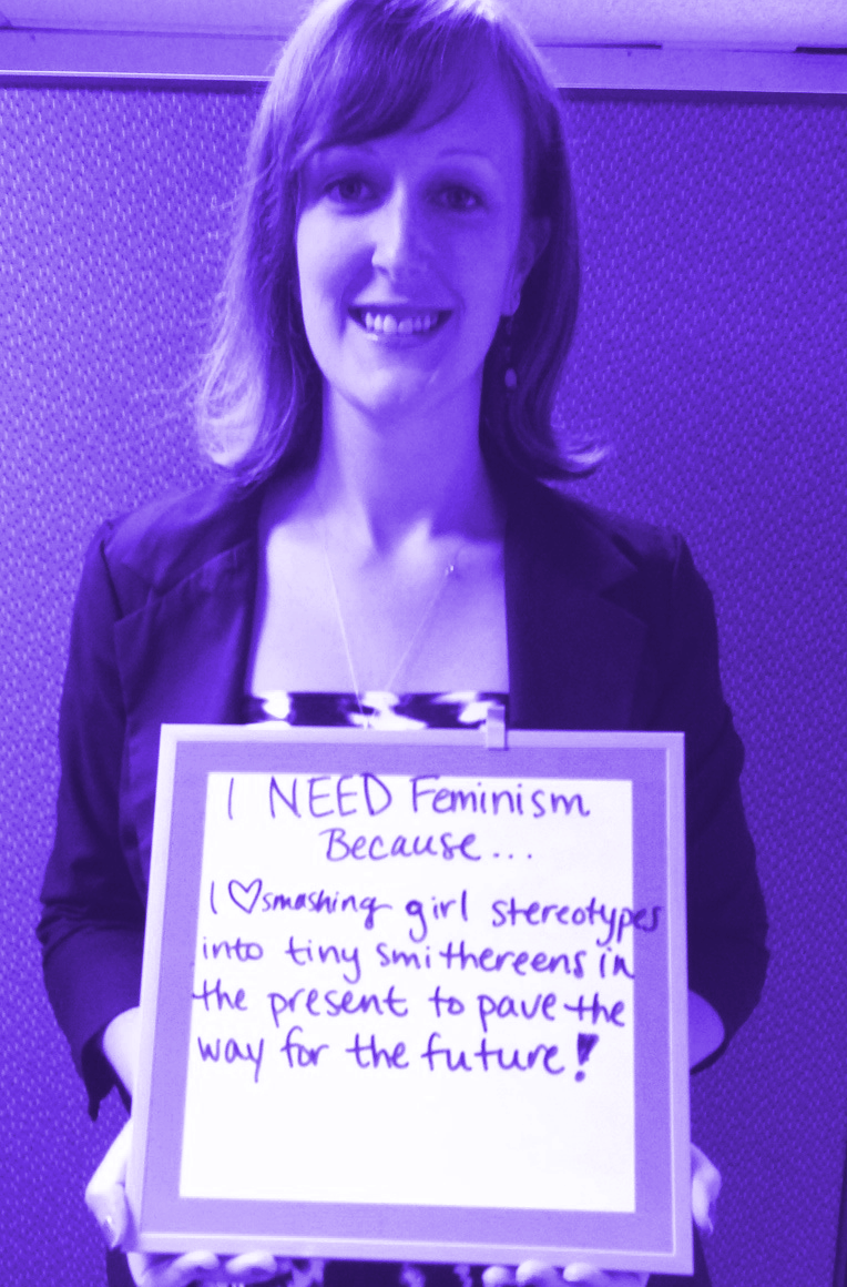 Why do you need feminism, yo?