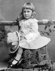 FDR at age 2.5. Bettmann / Corbis